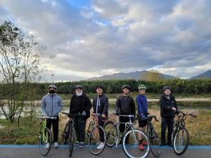 Oct2020 Bicycle Tour to Damyang (Group Photo, Lab Activity) 이미지